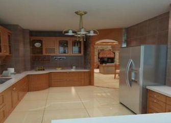 140平米四室两厅东南亚风格厨房装修图片大全