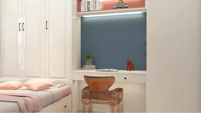 60平米混搭风格卧室效果图