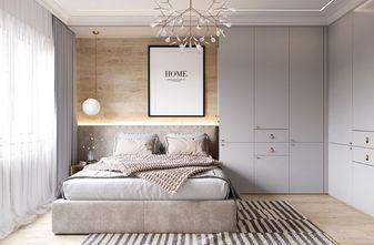 130平米三北欧风格卧室图片大全