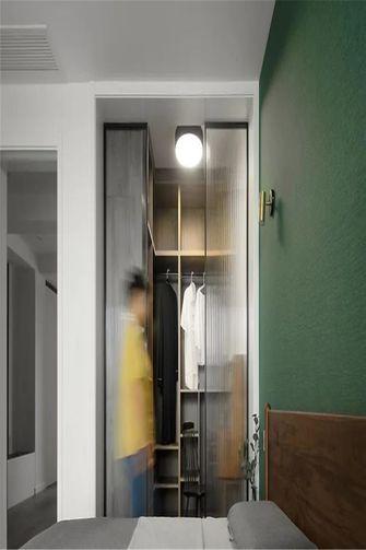 110平米三室两厅北欧风格衣帽间装修案例