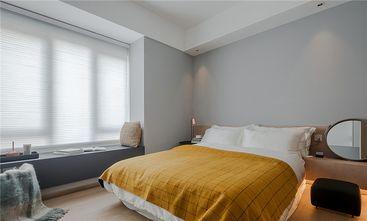 130平米三室两厅英伦风格卧室设计图