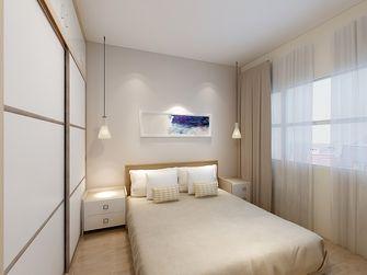 80平米北欧风格卧室设计图