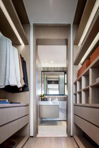 100平米三室两厅北欧风格衣帽间装修案例