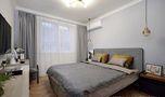 110平米三宜家风格卧室装修图片大全