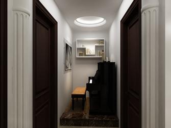 130平米复式欧式风格走廊效果图