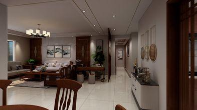 140平米四室一厅中式风格玄关装修案例