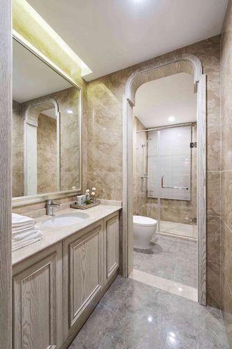 120平米四室两厅地中海风格卫生间装修图片大全
