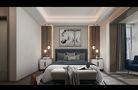 140平米复式中式风格卧室图