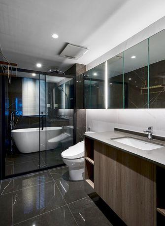 120平米四室一厅现代简约风格卫生间图片