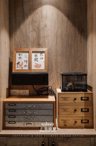 60平米一室两厅日式风格玄关装修案例