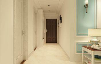 120平米三室两厅田园风格玄关图片大全