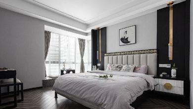 120平米三室两厅新古典风格卧室欣赏图