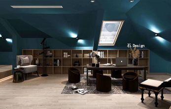 140平米三室两厅混搭风格阁楼效果图