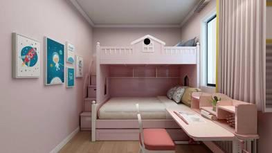 90平米美式风格儿童房图片