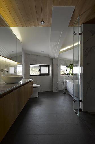 70平米一居室现代简约风格卫生间图片