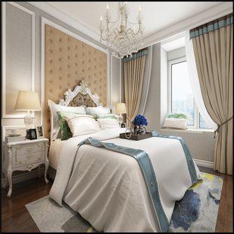 110平米三欧式风格卧室装修效果图