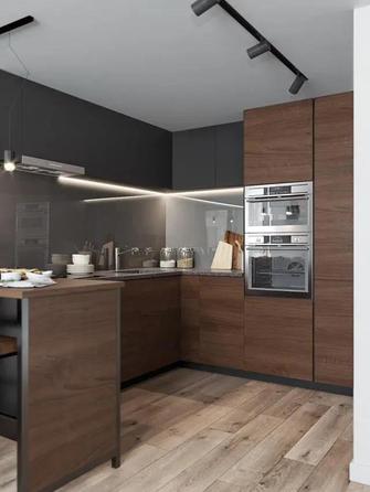 70平米一室一厅现代简约风格厨房装修案例