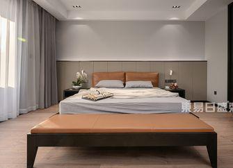 140平米四室三厅现代简约风格卧室装修案例