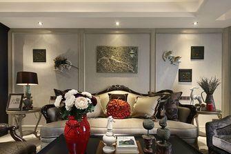 60平米一居室美式风格客厅图片