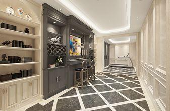 140平米别墅美式风格储藏室图片