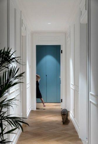 110平米三室两厅现代简约风格玄关设计图