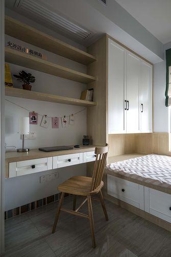 10-15万110平米三室两厅北欧风格儿童房装修案例