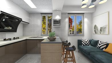 50平米现代简约风格厨房图片