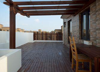 90平米现代简约风格阳台装修案例