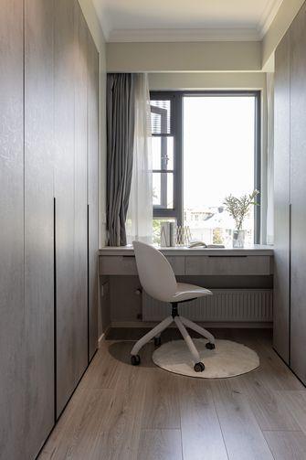 140平米四室两厅混搭风格衣帽间装修案例