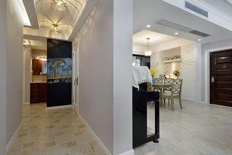 110平米三室两厅美式风格玄关设计图