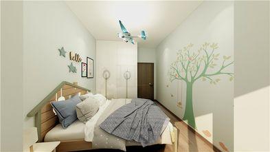 100平米四混搭风格儿童房设计图