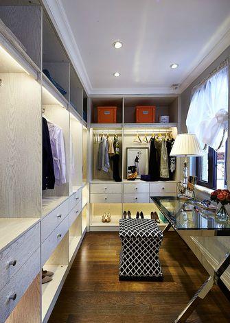 140平米四室两厅新古典风格衣帽间图片大全