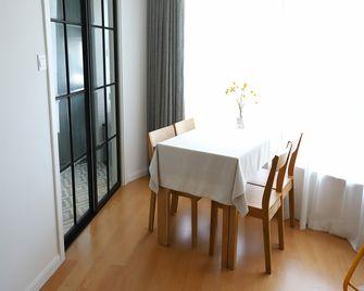 60平米公寓宜家风格餐厅效果图