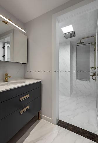 100平米三室两厅法式风格卫生间效果图