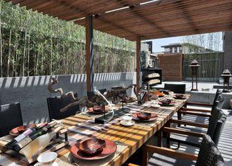 110平米三室一厅东南亚风格其他区域图片