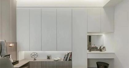80平米三室一厅宜家风格卧室欣赏图