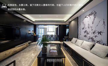 130平米四中式风格客厅图