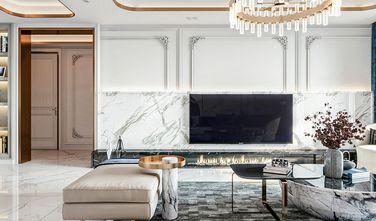 130平米三法式风格客厅装修案例
