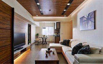 80平米三室一厅宜家风格客厅图片大全