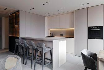 90平米一室一厅现代简约风格厨房装修图片大全