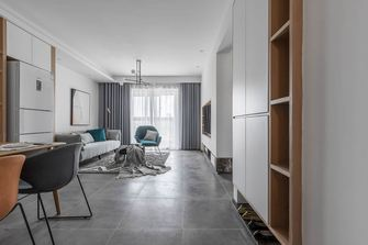 80平米其他风格客厅设计图