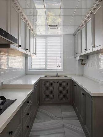 80平米美式风格厨房图片