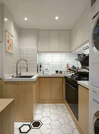 50平米一居室日式风格厨房装修图片大全