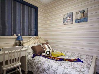 140平米三室两厅地中海风格儿童房图