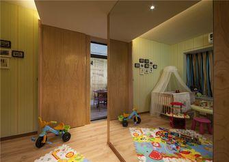 120平米四室两厅现代简约风格儿童房设计图