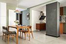 110平米四室两厅田园风格餐厅装修效果图