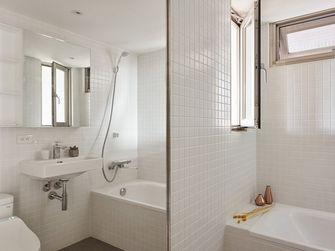 60平米公寓日式风格卫生间效果图