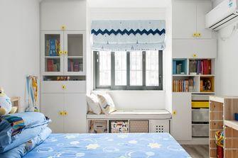60平米现代简约风格儿童房装修图片大全