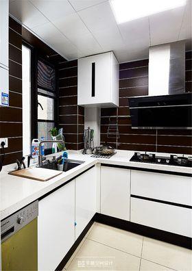 15-20万120平米三室两厅现代简约风格厨房图片
