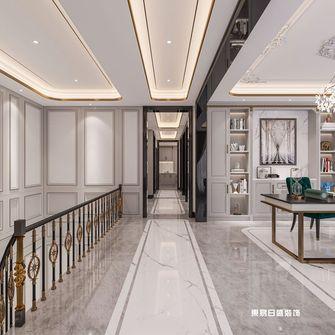 140平米四室两厅美式风格走廊图片